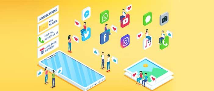 Les médias sociaux améliorent l'engagement des utilisateurs