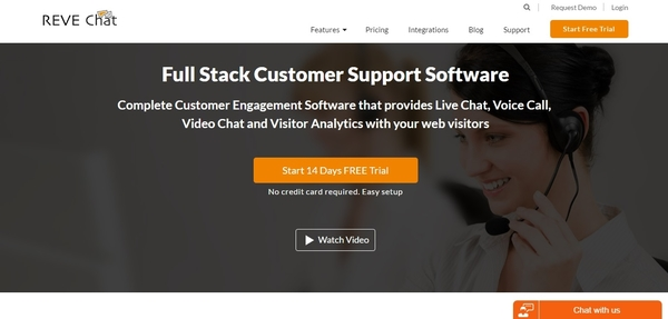 ReveChat- Live Chat Software