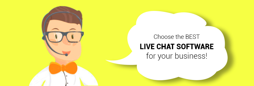 choose the best live chat software
