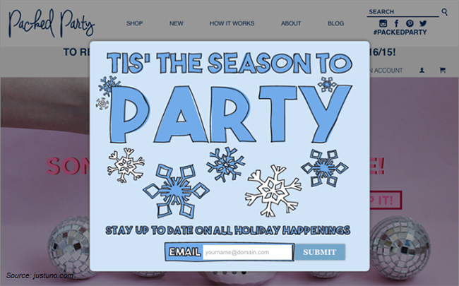 holiday-theme-based-popups