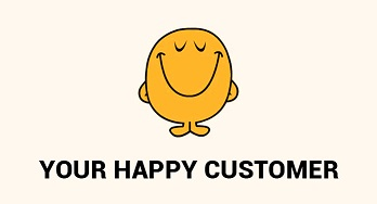 your happy customer
