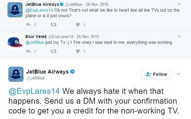JetBLue Customer Support