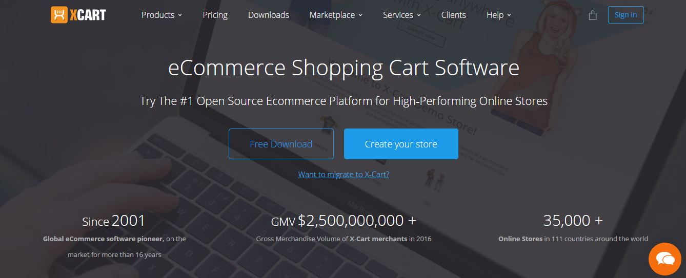 XCart- Open SourceeCommerce Software