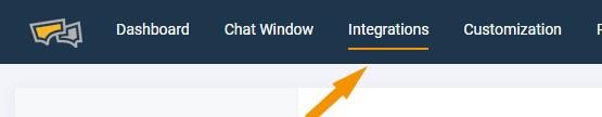 hubspot live chat integration step 2