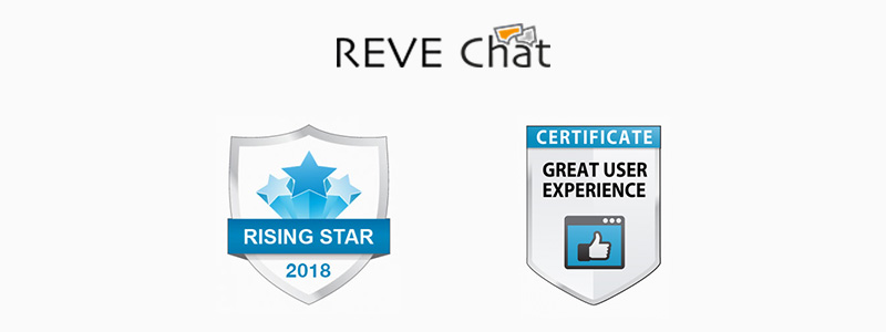 reve-chat-earns-2-esteemed-live-chat-software-badges
