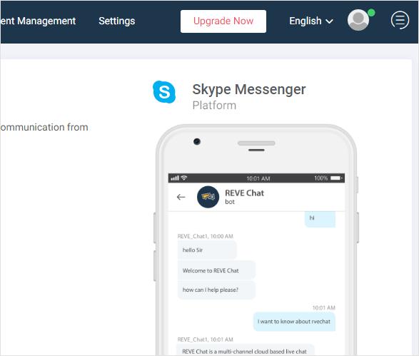 Skype Messenger Bot