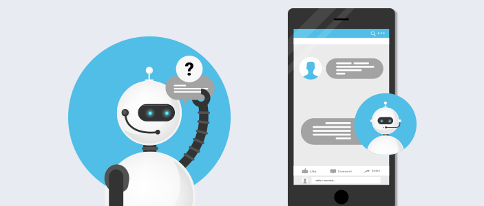 customer service technology trends with chatbot
