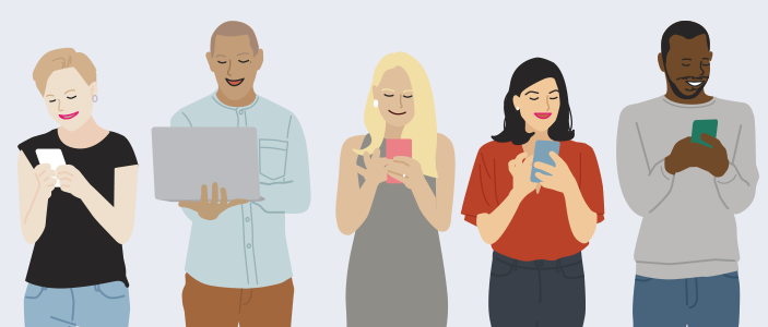 Mobile first in customer service trends