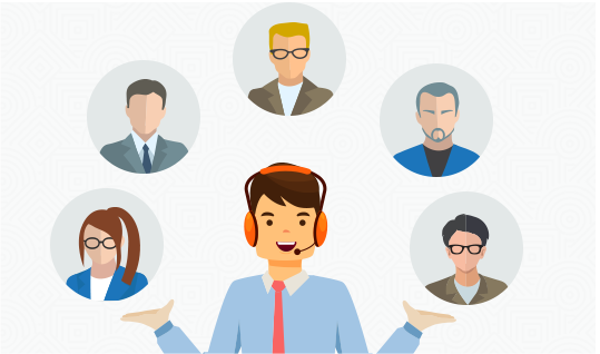 live chat support services use queuing as a feature
