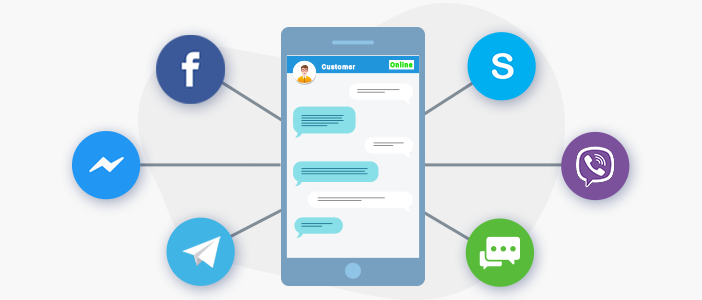 Omnichannel customer communication