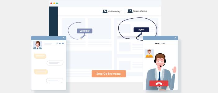 Visual engagement tools