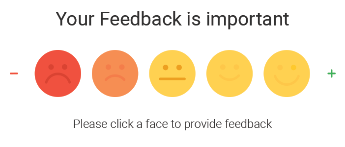 Importance of customer feedback