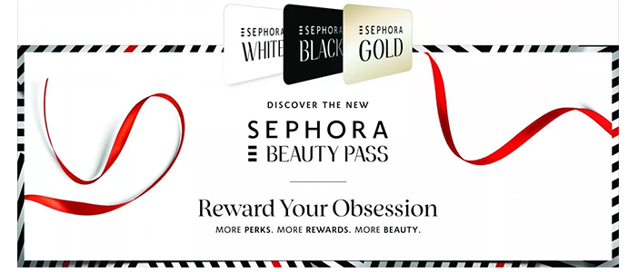 Sephora customer loyalty - e-commerce customer service