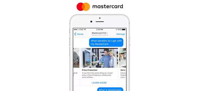 mastercard- chatbot trends