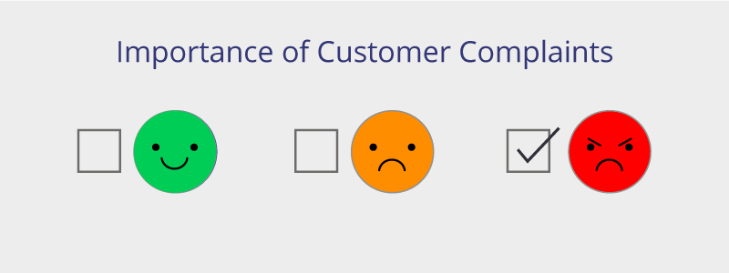 Importance of customer complaints