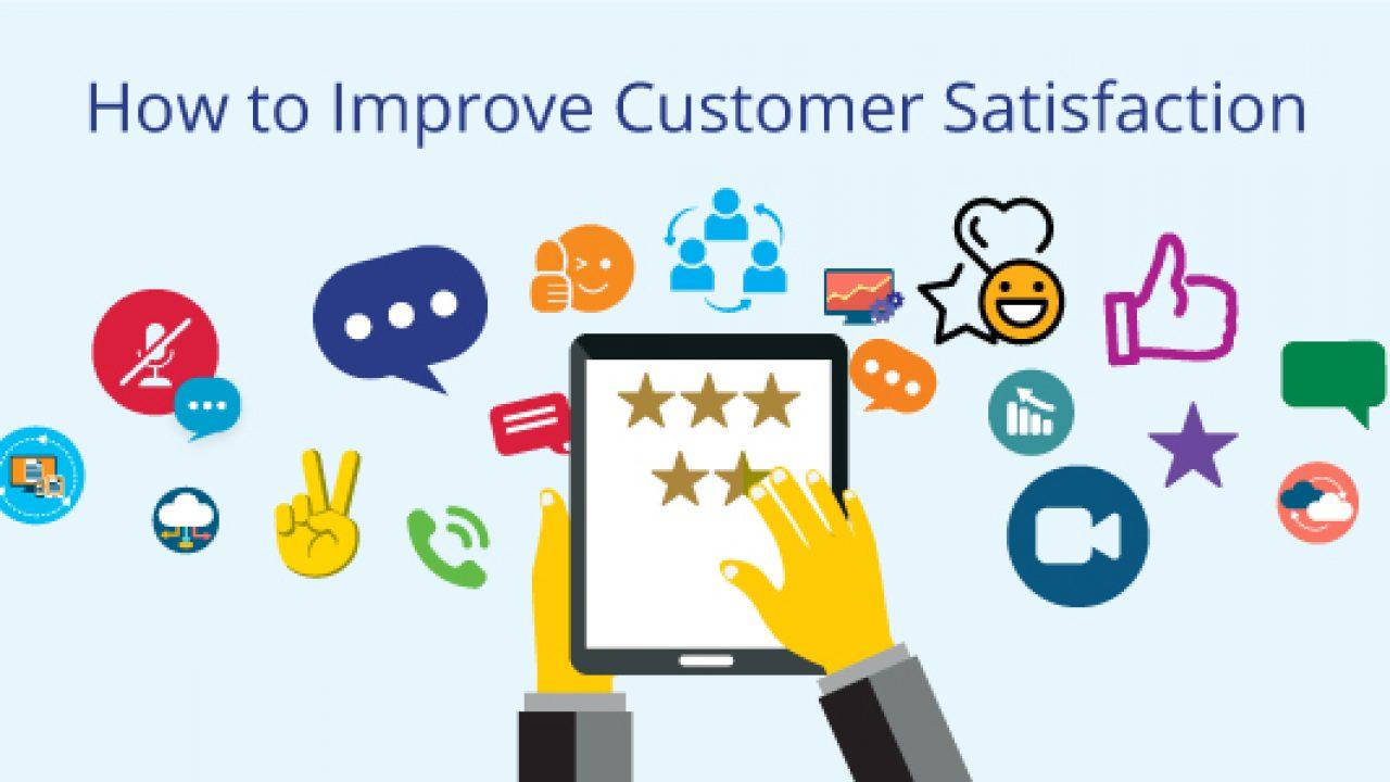 12 Actionable Strategies to Improve Customer Satisfaction in 2020