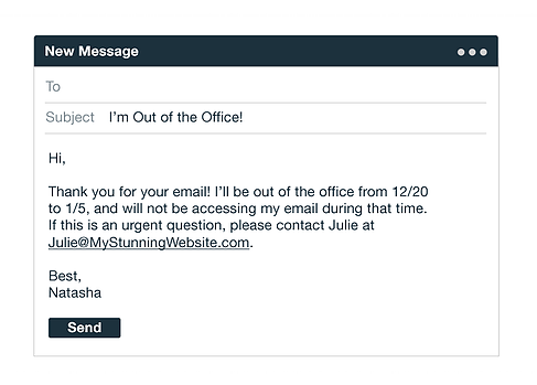 6 Top Auto Reply Messages For Business Examples Best Practices
