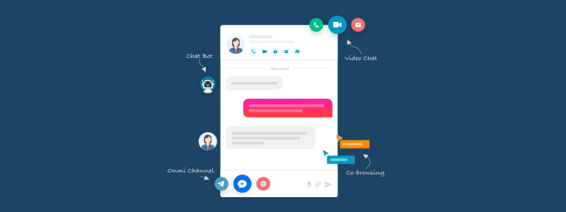 what is web chat
