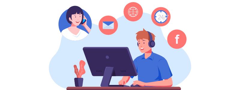 Customer Service Channels