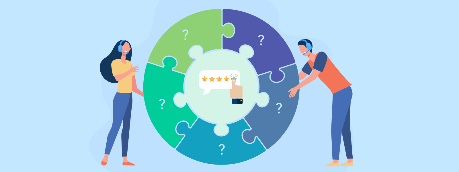 Customer experience questions