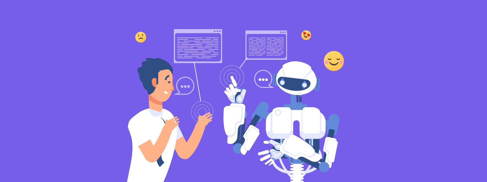 Chatbot sentiment analysis