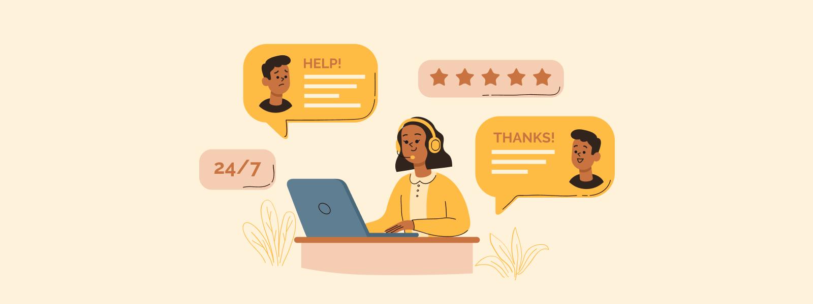 Conversational support