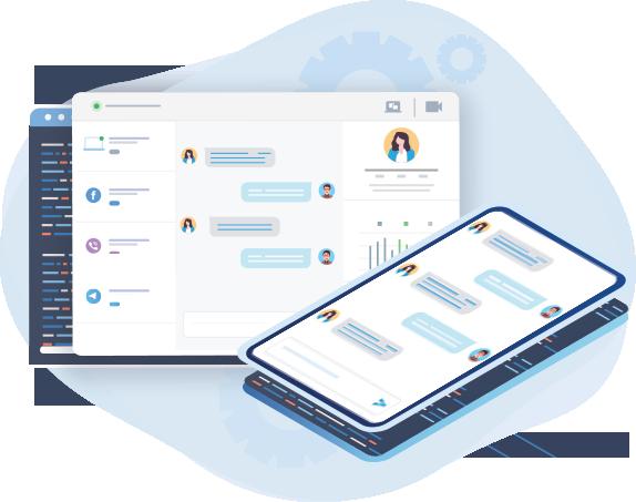 Chat API & Mobile SDK for Web & Mobile Apps
