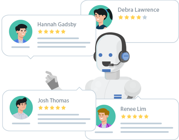 Humanize your chatbot support with live chat