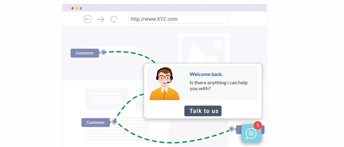 personalized-chat conversation